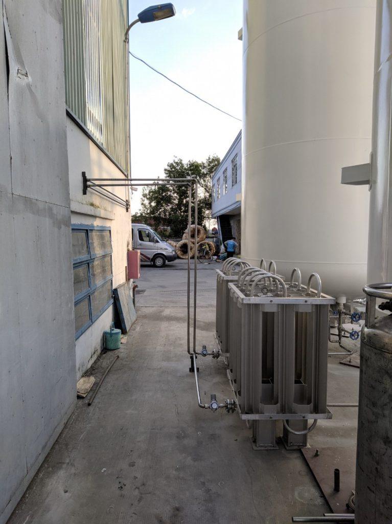 Lắp đặt đường ống khí