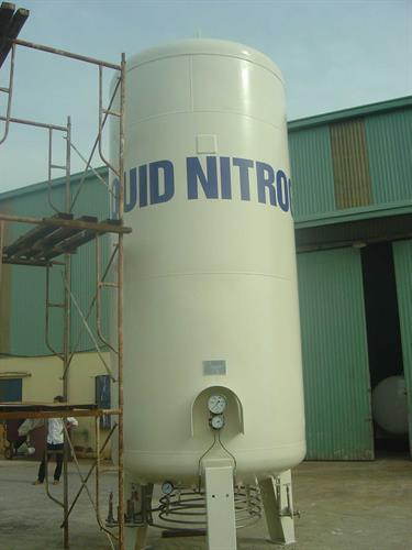 Bồn chứa khí Nito lỏng