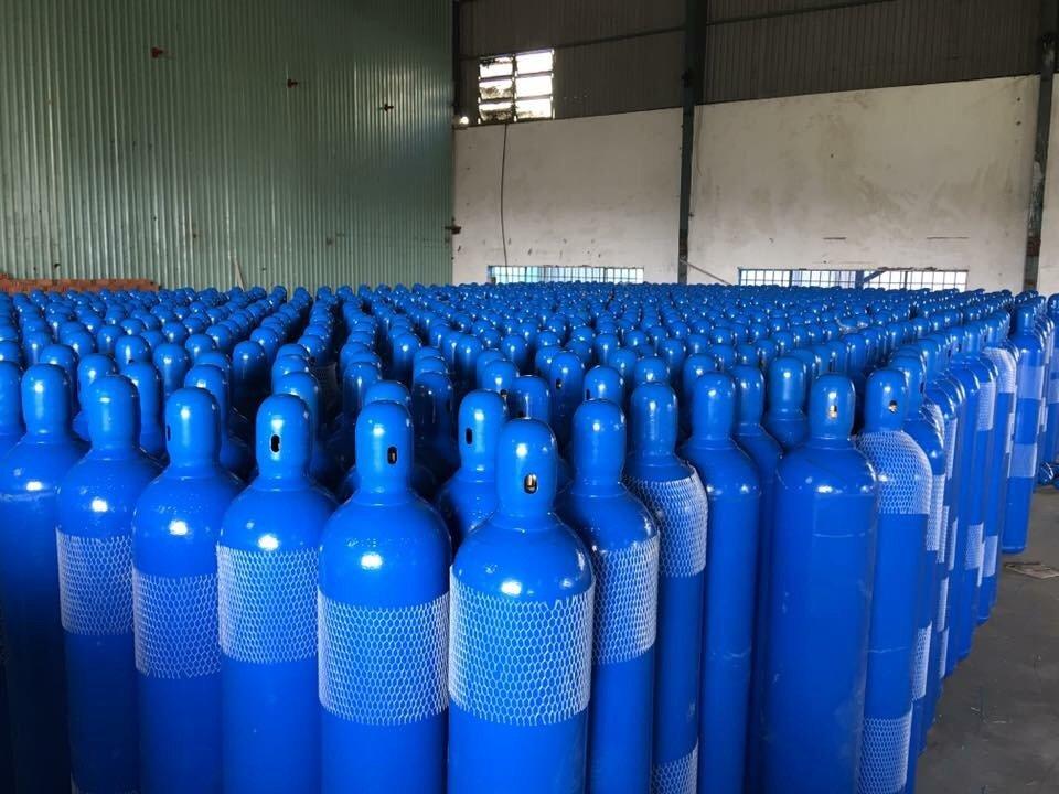 bình chứa khí o2 40L