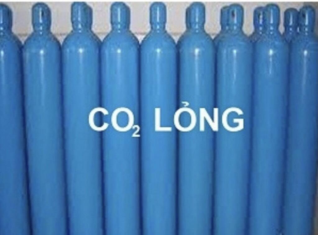 Chai khí CO2