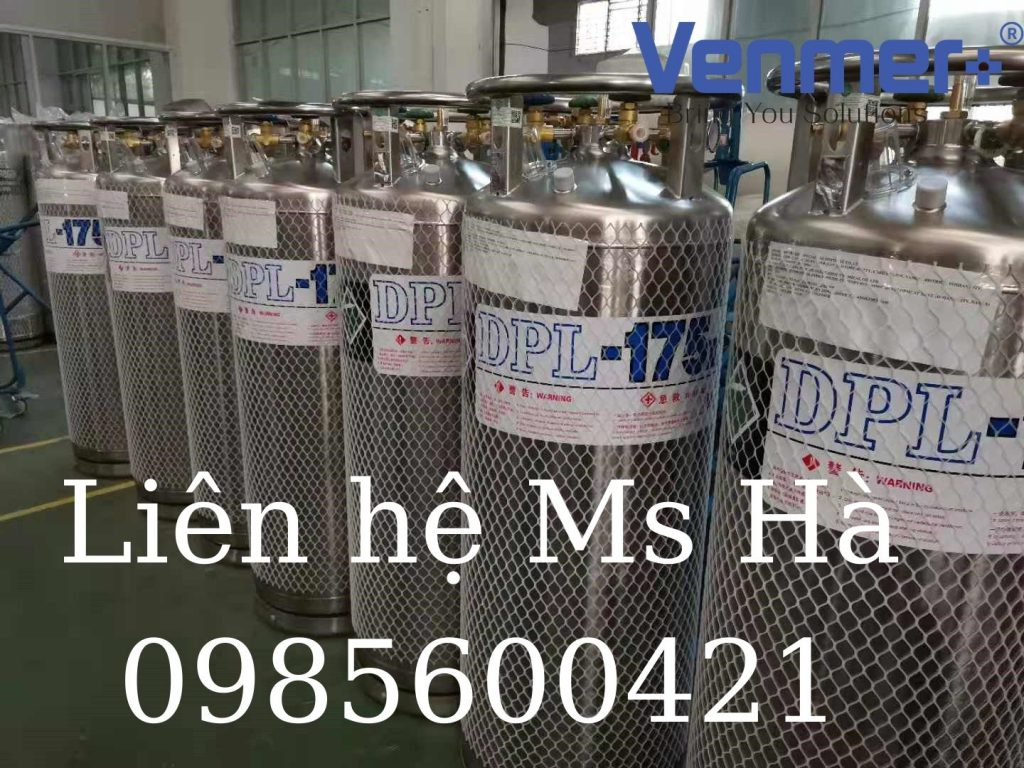 Cung cấp bình chứa khí hoá lỏng xl45