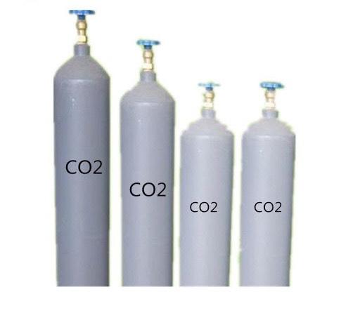 cung cấp khí co2 dạng lỏng