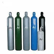 Lưu trữ khí Argon tinh khiết