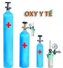 Bình Oxy mini tại nhà