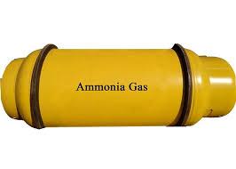 Cung cấp khí Amoniac lỏng