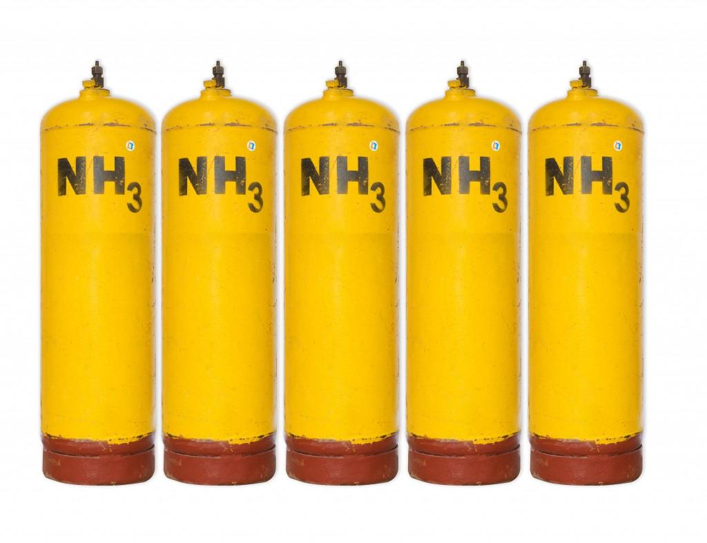 khí amoinac là gì