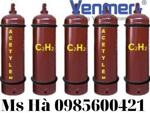Cung cấp khí C2H2