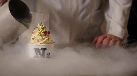 Nito lỏng làm kem