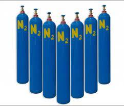 bình khí N2 40L